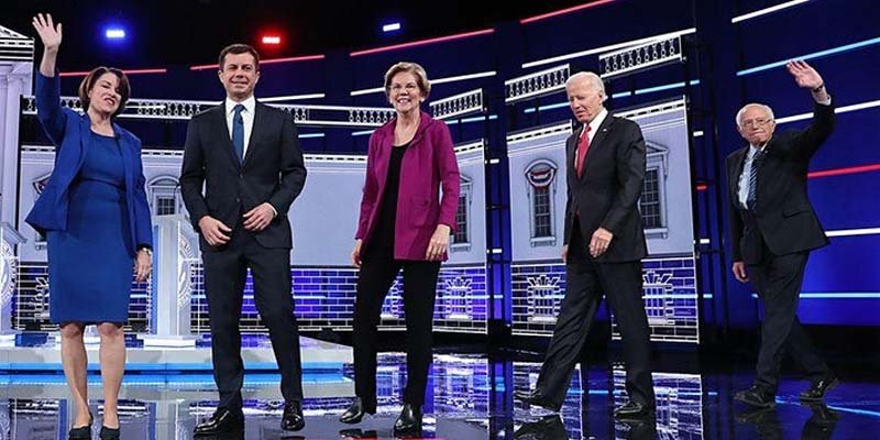 Democrat Debate winners and losers