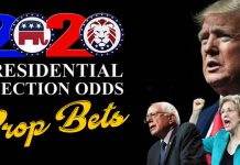 2020-Presidential-Election-Odds prop bets