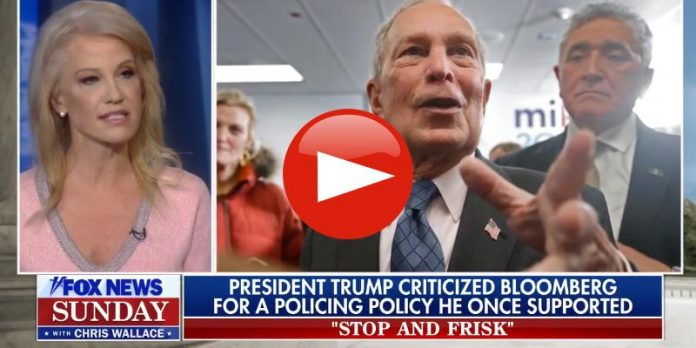 Bloomberg Stop and frisk