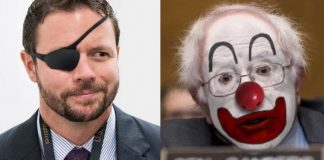 Dan Crenshaw and Bernie Sanders Green New Deal