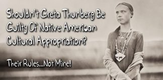 Greta Thunberg Native American