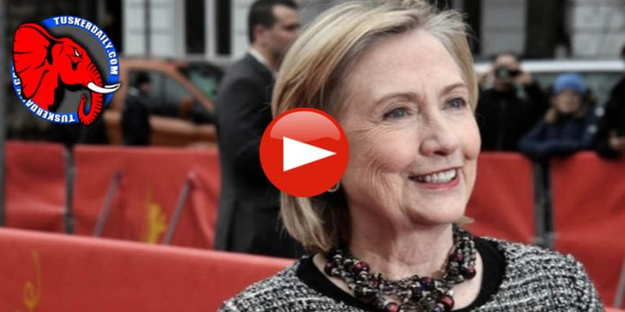 Hillary Clinton At Berlin Film Festival