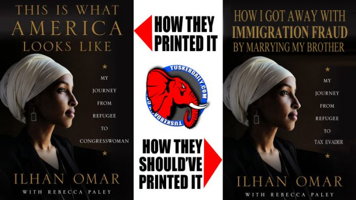 Ilhan Omar This Is What America Looks Like