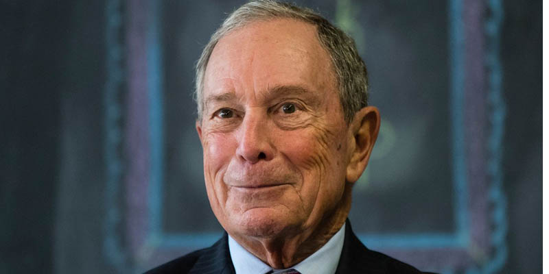 Mike Bloomberg The billionaire democratic Presidential candidate who bought into the 2020 election, is now paying young social media stars to make him look cool.