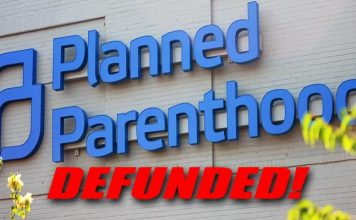 Planned Parenthood Defunded
