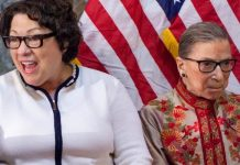 President Trump Calls Out Supreme Court Justices Sonia Sotomayor, Ginsberg