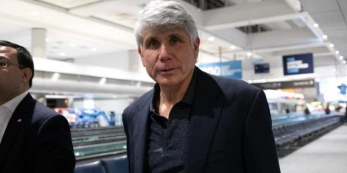 Rod Blagojevich Declares Himself a Trumpocrat