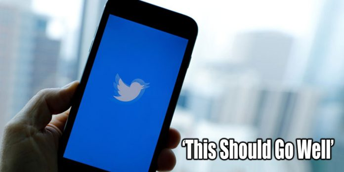Twitter Lies and Misinformation reporting feature