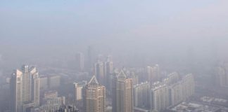 China Climate Change Coronavirus pollution