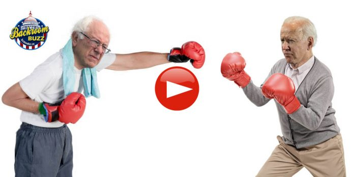 Joe Biden vs Bernie Sanders