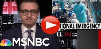 MSNBC's Chris Hayes Pushes Insane Trump Coronavirus Death Toll Conspiracy