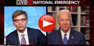 George Stephanopoulos invited former Vice President Joe Biden onto This Week