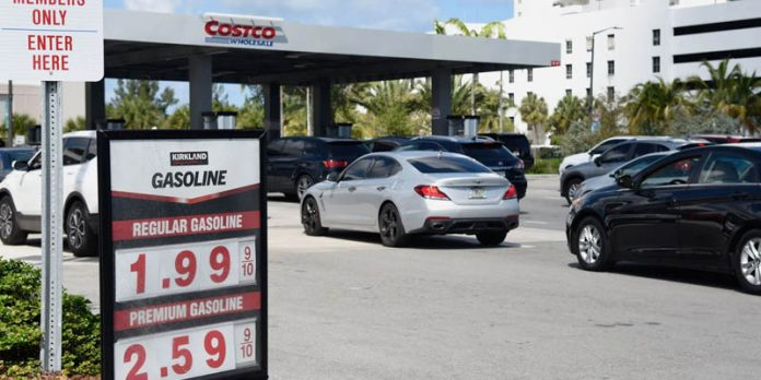 How Far Will The Price For A Gallon Of Gas Fall?