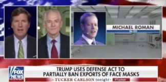 "White House Trade Adviser Peter Navarro Slams Whiners at 3M: They need to ""stop whining and just produce masks"""
