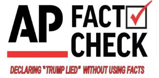 AP Fact Check, Trump Fact Checkers