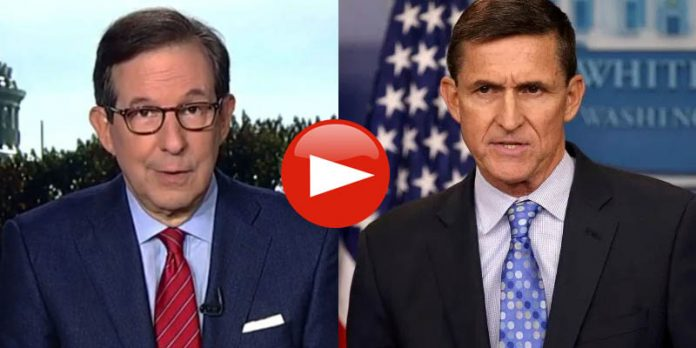 Chris Wallace, Michael Flynn
