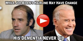 Joe Biden on the verge of Dementia