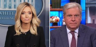 Joe Lockhart attacks President Donald Trump's New White House Press Secretary Kayleigh McEnany