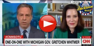 Michigan Gov Gretchen Whitmer Protesters Had Swastikas, Confederate Flags, Nooses