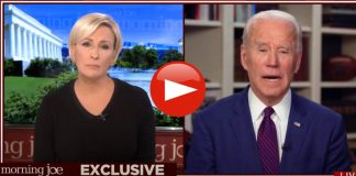 Mika Brzezinski Interviews Joe Biden about Tara Reade