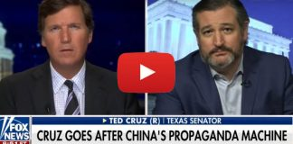 Ted Cruz, Tucker Carlson China