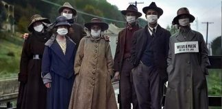 While the media blames Trump for Americans not wearing a mask to stop COVID, what they ignore is the fact it happened during the 1918 pandemic as well.