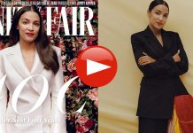 AOC Vanity Fair Cover