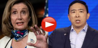 Andrew Yang blasts Nancy Pelosi Over rejecting Trump's COVID Relief