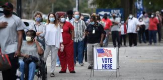Georgia's record setting early voting turnout