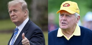 Jack Nicklaus Endorses President Trump