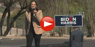 Kamala Harris proved in Arizona, regardless of the facts, the Biden campaign will continue to perpetuate the Trump 'Very Fine People' lie.