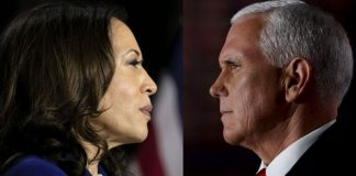 Pence Harris Face Off In VP Debate