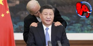China Joe Biden and Chinese President Xi Jinping