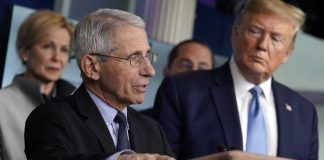 Dr. Fauci has admitted that he lied to the American people in order to manipulate how they needed to think about COVID-19