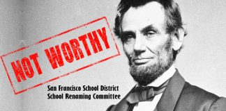 San Francisco to Rename Abraham Lincoln High School