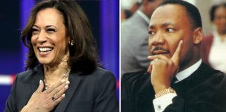 Kamala Harris Plagiarizes MLK Story As Her Own