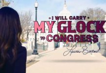 Newly sworn Republican Rep. Lauren Boebert triggers the unhinged liberal left by posting a video vowing to carry her Glock to work.