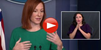 sign language Interpreter Heather Mewshaw Feels 'Humiliated' After Biden Dumped Her For Being Trump MAGA Supporter