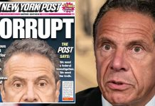 A New York Post editorial wrote that a federal investigation is needed to uncover the truth about Cuomo's coverup of nursing-home deaths