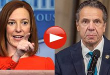 Jen Psaki Dodges Question About Andrew Cuomo Coverup