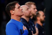 Mark Cuban canceling the national anthem at Dallas Mavericks home games earned praise from some athletes and the Biden administration.
