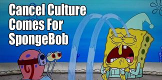 Cancel Culture Comes For SpongeBob SquarePants 2