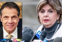 Gloria Allred Crawls Out From Under Her Rock And Makes Even Andrew Cuomo Seem Likeable