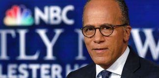 NBC anchor Lester Holt was seriously ratioed after arguing that the mainstream media has no obligation to give both sides to each story.