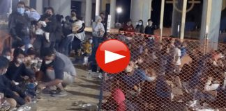 Video Shows Biden Herding Migrant Children Like Farm Animals under Anzalduas International Bridge